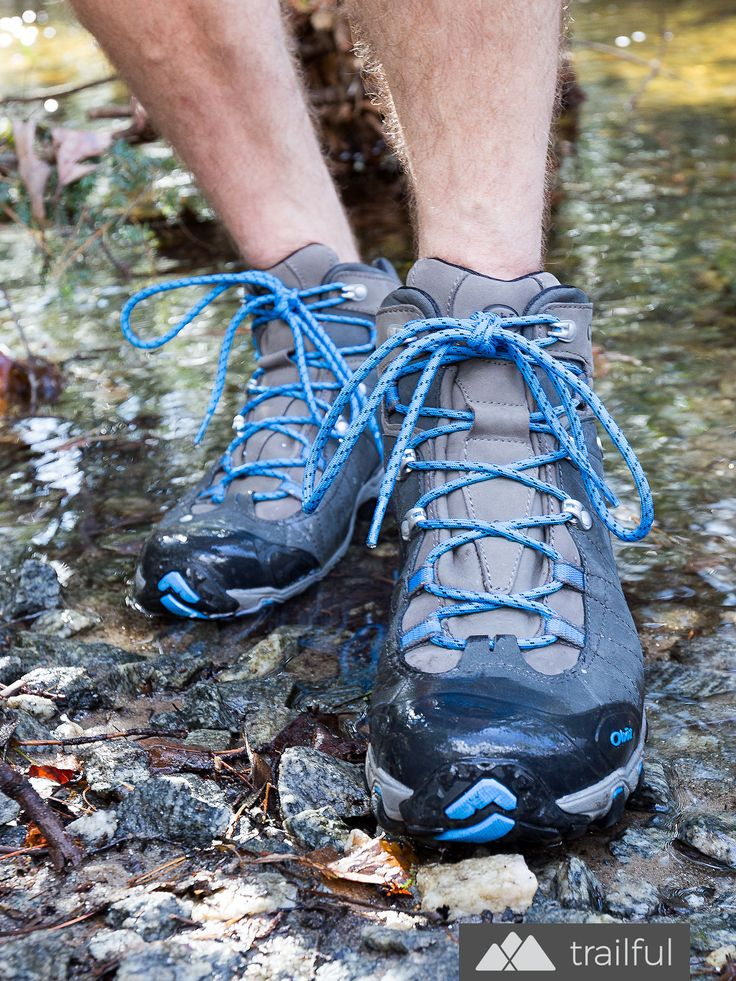 Our Oboz Bridger Mid Waterproof trail-tested hiking boot review