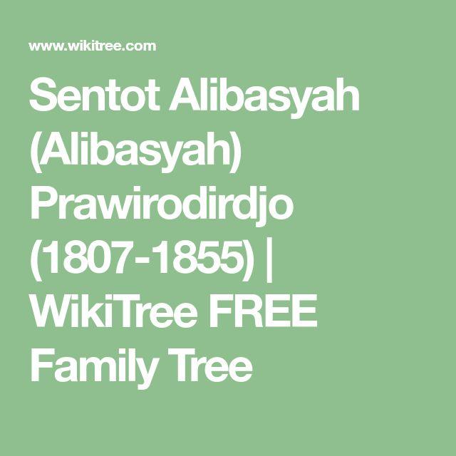 Sentot Alibasyah  (Alibasyah) Prawirodirdjo (1807-1855) | WikiTree FREE Family Tree
