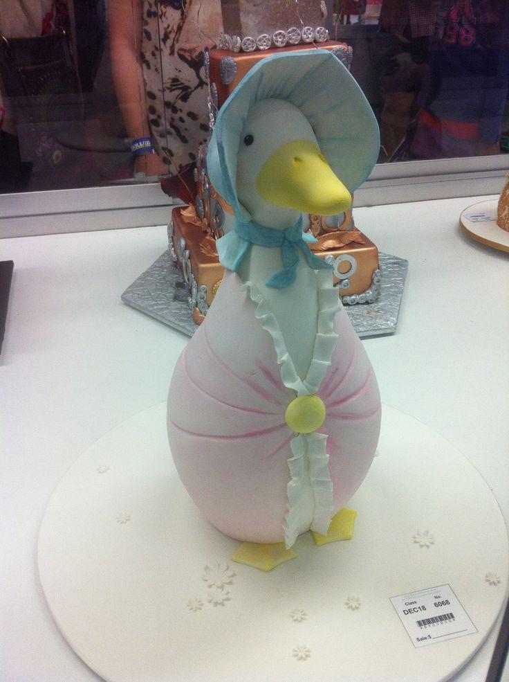 Decorative Cake Mother Goose Royal Melbourne Show 2014