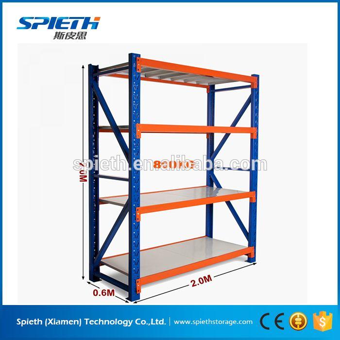 high density customized storage longspan shelving