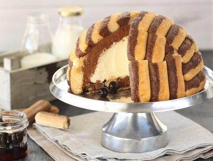 בומב שוקולד, מסקרפונה ודובדבני אמרנה  (צילום: חן שוקרון, Bonomi ,טלוויזיה במיטבה)