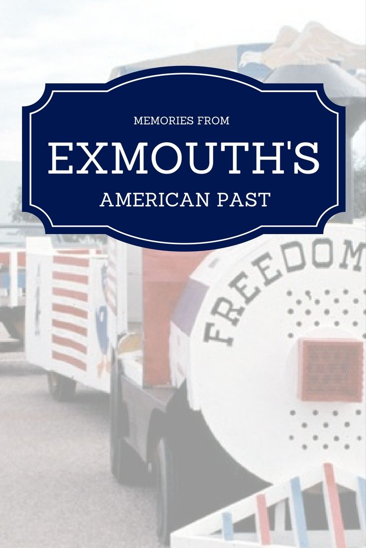 Exmouth: an Australian town with American history