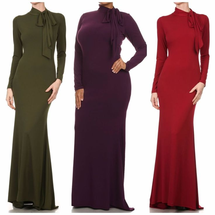 10 Best images about Long Sleeve Maxi Dresses on Pinterest - Maxi ...