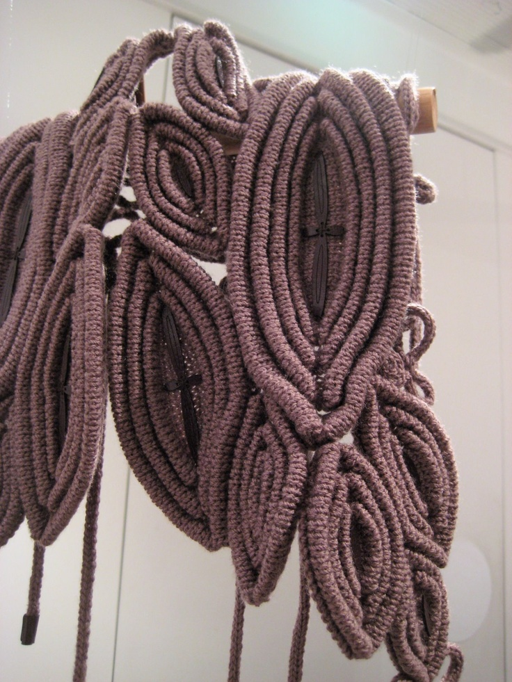 644 Best Images About Tapices On Pinterest Loom Macrame