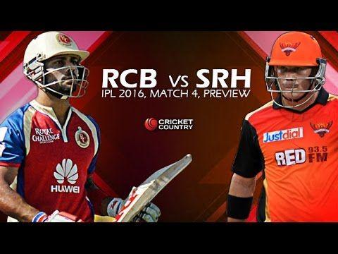 _ RCB vs SRH – Match Highlights - ipl 2016 - IPL Videos