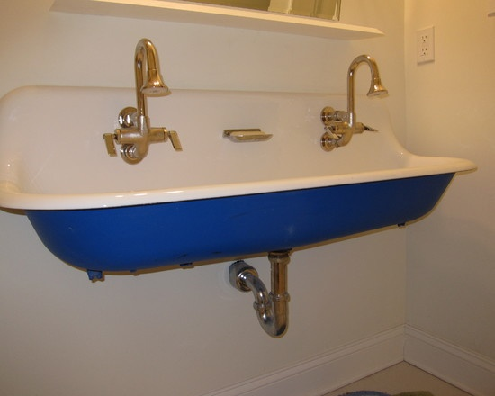 106 Best Images About Cast Iron Sinks On Pinterest