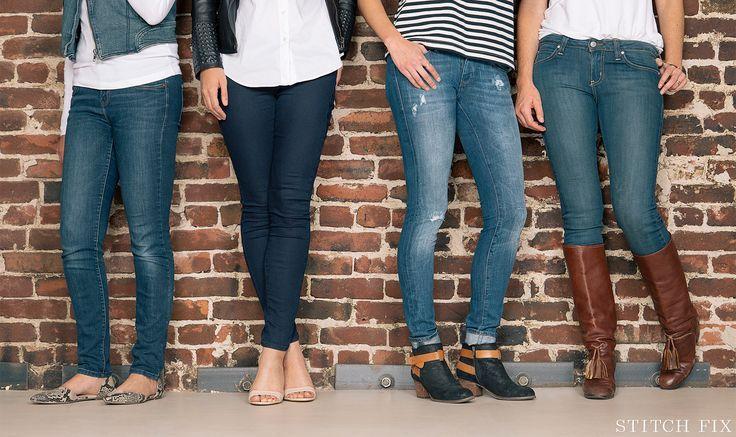 Como llevar jeans con estilo y para cada ocasión