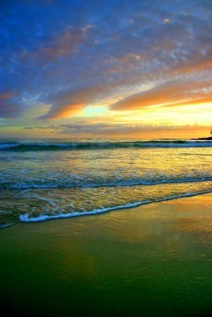 Sunrise at Noosa #airnzsunshine