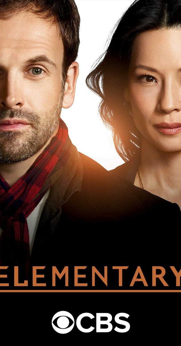 Elementary Created by Robert Doherty.  With Jonny Lee Miller, Lucy Liu, Aidan Quinn, Jon Michael Hill. A modern take on the cases of Sherlock Holmes, with the detective now living in New York City.