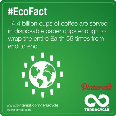 52 best eco facts images on pinterest recycling for Facts about going green