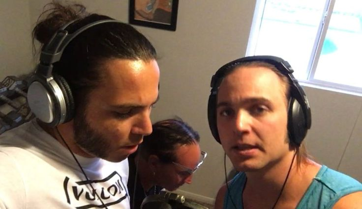 The Young Bucks are pissed off at WWE