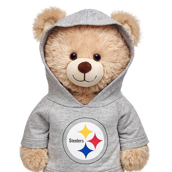 Pittsburgh Steelers Hoodie | Build-A-Bear Workshop