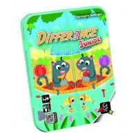A Difference Junior-ban nincs más dolga a gyerekeknek, mint megtalálni két nagyon hasonló kép között a két eltérést. A nagysikerű Difference gyerekváltozata, amit már óvodás korban is lehet játszani!