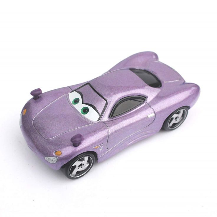 Pixar Cars Holly Shiftwell Metal Diecast Toy Car 1:55 carros pixar cars 2 pixar metal original brio toys for children collection
