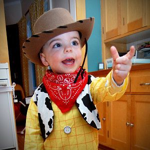 Woody Toy Story Shirt and vest by Heartfeltcostumes on Etsy, $35.00. It is sooooo cute!! Can't wait to go Trick-or-treating with my boys this year!!