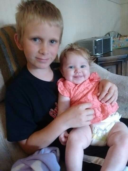 💕My Handsome Lil Man Jesse And His Beautiful Sister Jocelyn💕