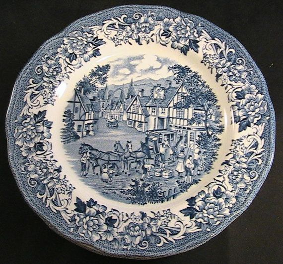 Vintage Royal Staffordshire By J Amp G Meakin Quot Stratford Stage
