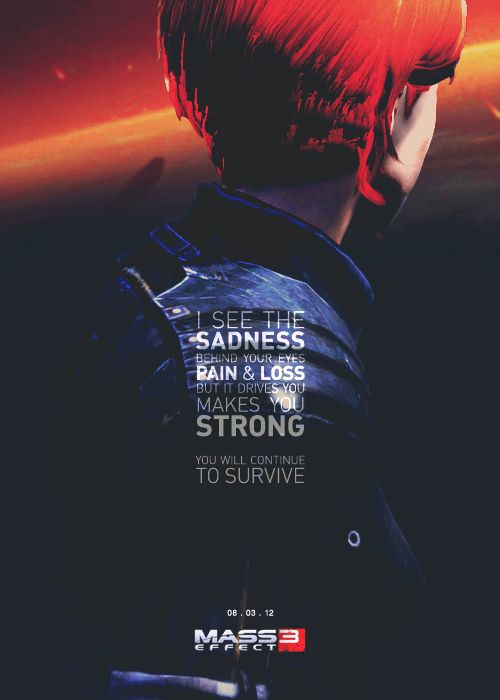 Shepard #MassEffect