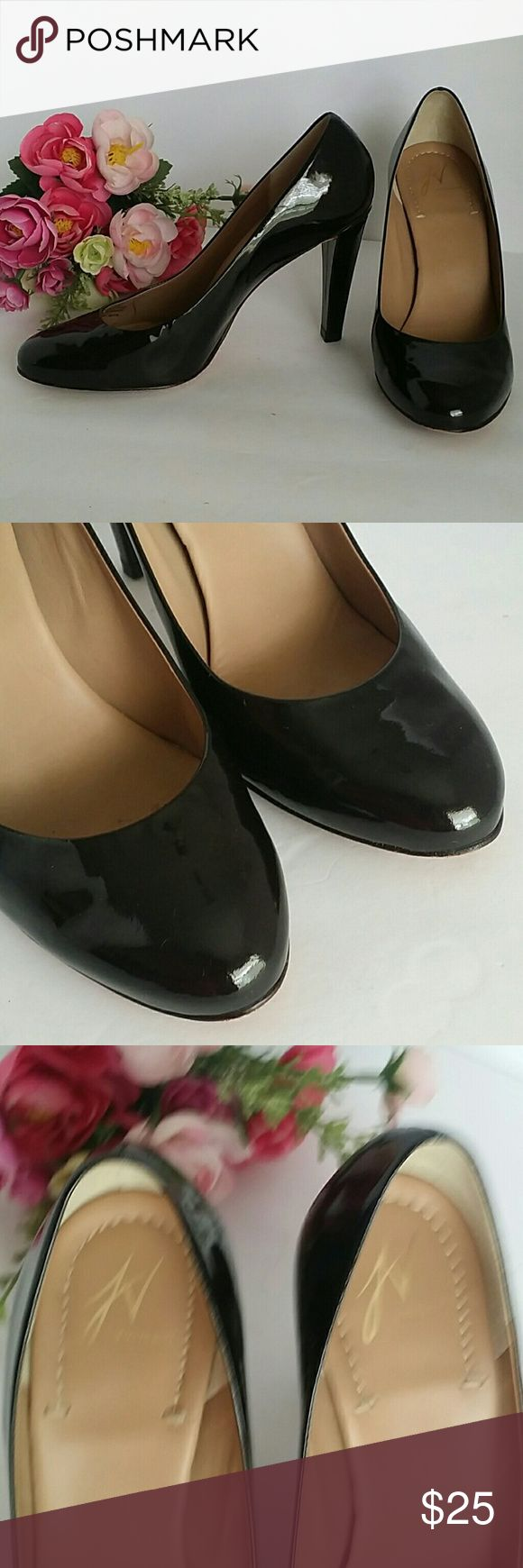 J. Vincent 'Striking' pumps, 8