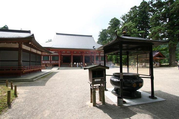 Motsuji in Iwate