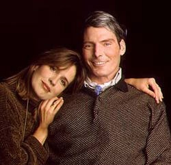 Christopher and Dana Reeve.   Rest In Peace Together. . . . http://www.amazon.com/gp/product/B0023RT0BS/ref=as_li_tf_tl?ie=UTF8=gone.not.forgotten.d4real-20=as2=1789=9325=B0023RT0BS . . . http://www.amazon.com/gp/product/0345470737/ref=as_li_tf_tl?ie=UTF8&tag=gone.not.forgotten.d4real-20&linkCode=as2&camp=1789&creative=9325&creativeASIN=0345470737