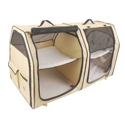 OneForPets Show House Cat Carrier & Reviews Wayfair