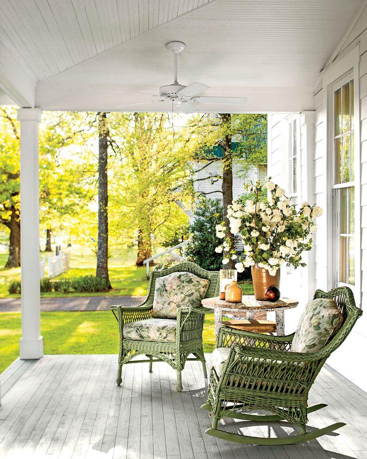 17 Great Small Porch Design Ideas: 17 Best Ideas About Front Porch Deck On Pinterest