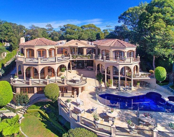 15 Luxury Homes with Pool – Millionaire Lifestyle – Dream Home - Mansion of the day