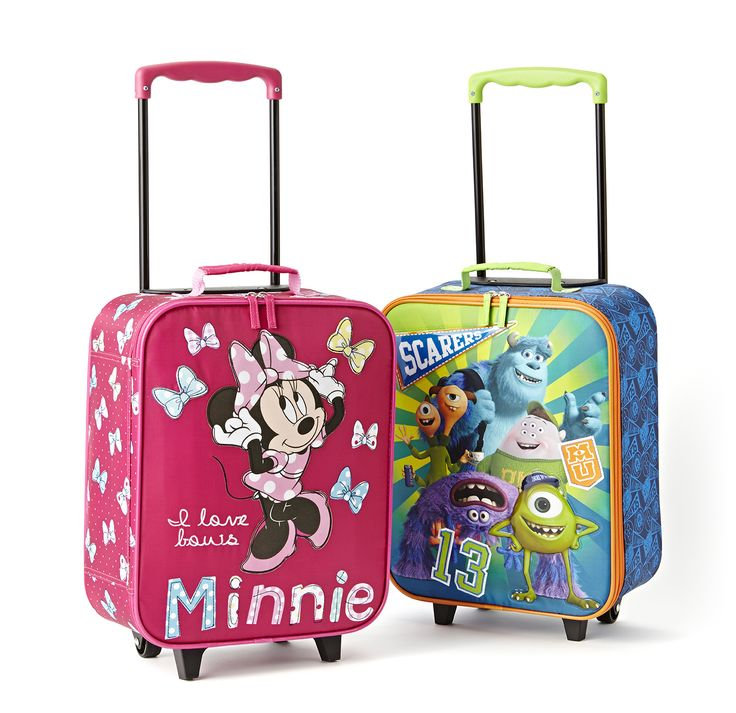 Disney luggage #comingsoon