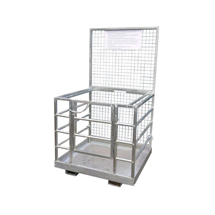 The type WP-N forklift loading maintenance platform pallet lifting cage