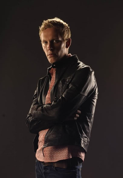 Laurence Fox-- I swear, if he wasn't  20 years younger than me...
