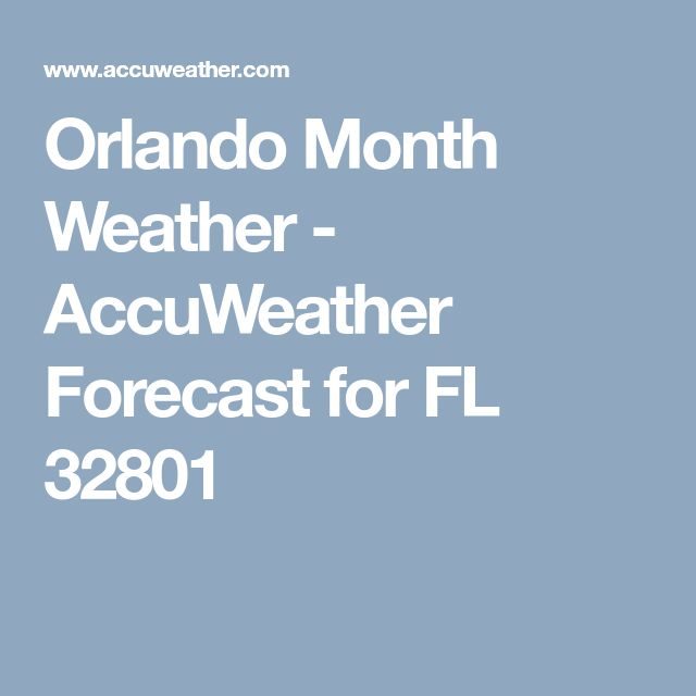 Melhores Ideias De Orlando Forecast No   Dicas Da