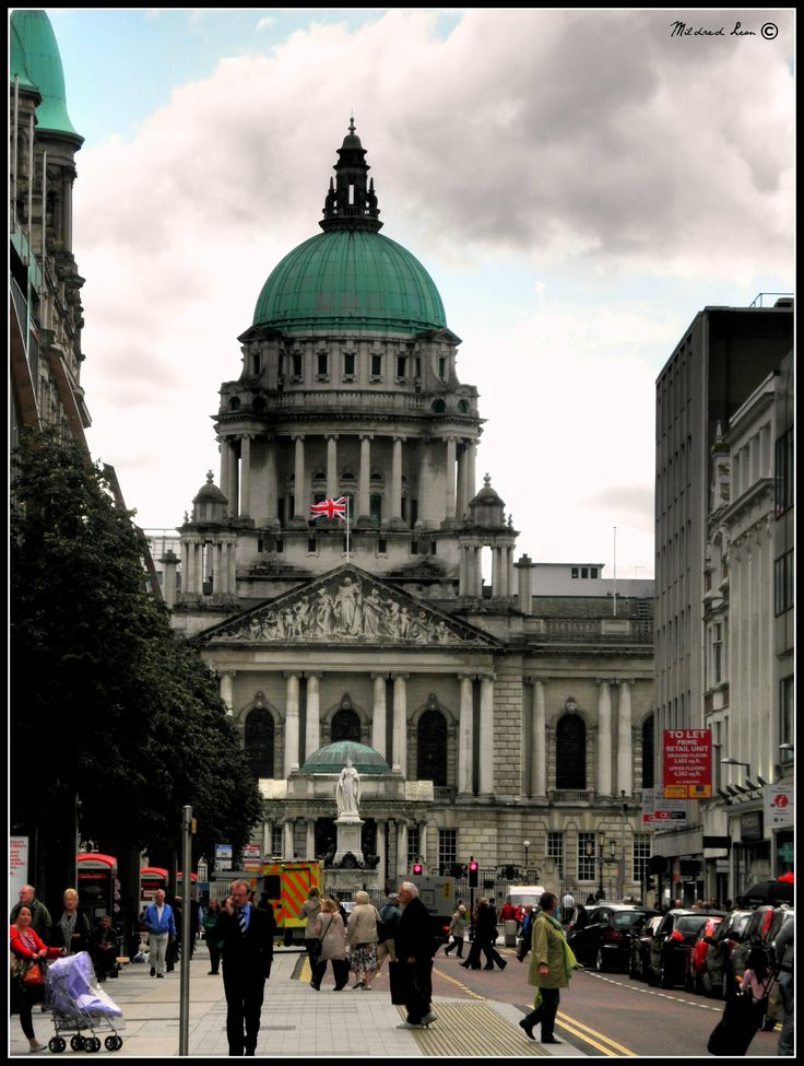 Downtown - Belfast, Northern Ireland