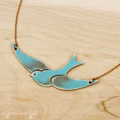 be free necklace from lillyella