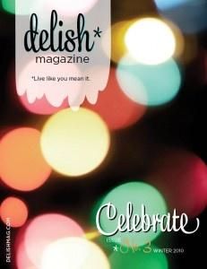 delish online magazine