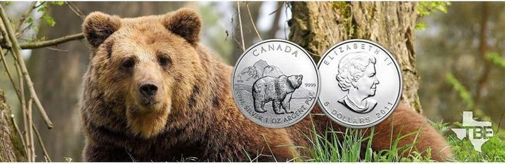 Canadian silver wildlife series silver coins for sale. Buy popular Canadian silver wildlife series coins online on Texas Bullion Exchange.