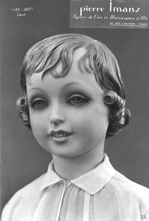 Pleasant 17 Best Images About Mannequins On Pinterest 1940S Hat Display Hairstyle Inspiration Daily Dogsangcom
