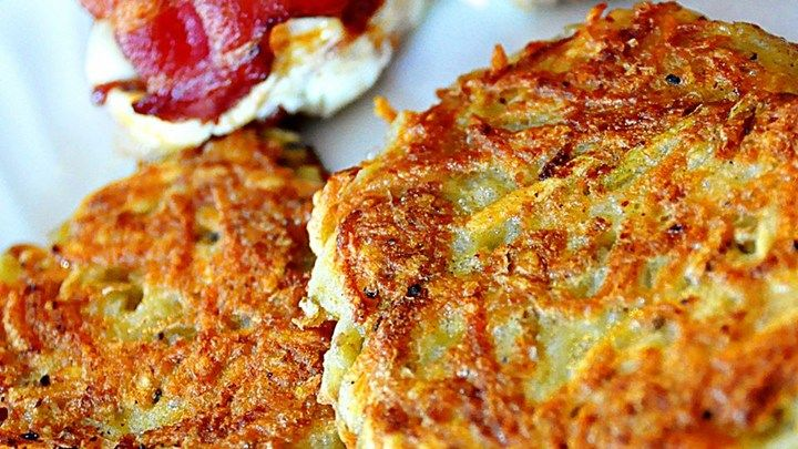 Good old fashioned restaurant-style hash browns. Perfect with hot pepper sauce…