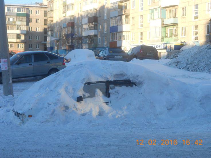 Россия, мой город Качканар / Russia, my city Kachkanar