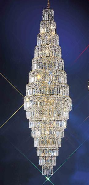 818 best chandeliers images on Pinterest   Crystal chandeliers ...