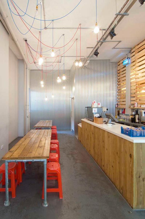 Exceptional Small Restaurant Design Ideas In Minimalist Interior Mais