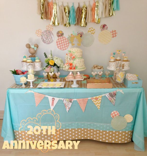 Minnie Mouse First Birthday Party Via Little Wish Parties: 1000+ Images About Minnie Mouse Party Ideas On Pinterest
