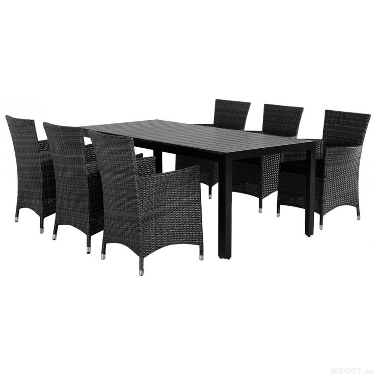 6 Seater Outdoor Dining Set