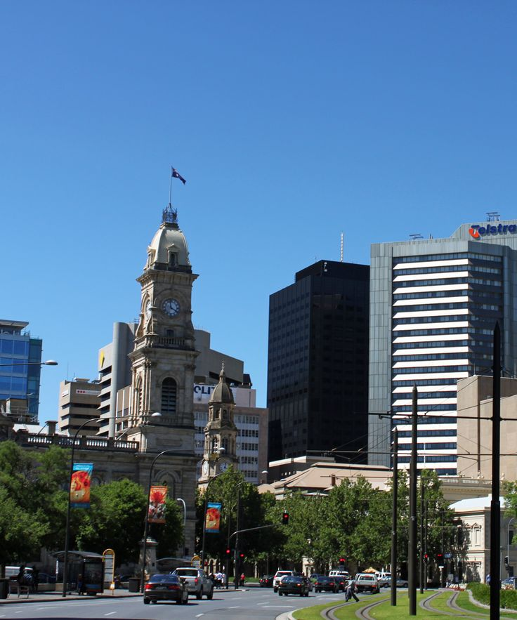 Adelaide city • Victoria Square • visit Adelaide • see Adelaide • Adelaide's icons