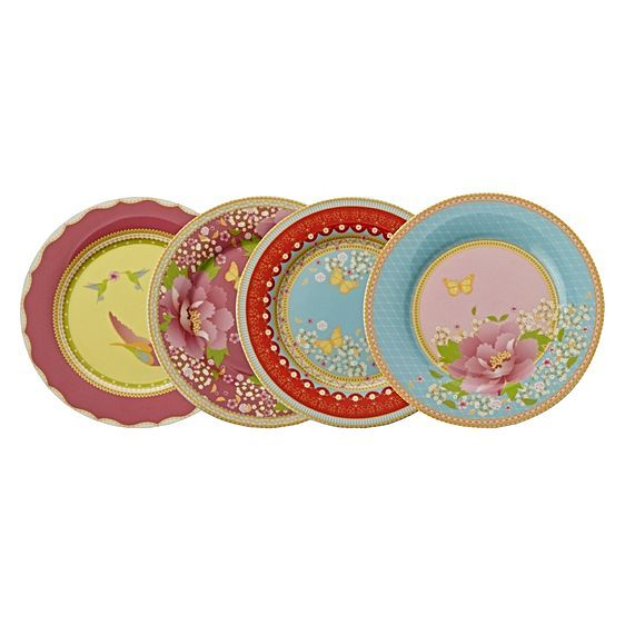 Cashmere Enchante Side Plate by Maxwell & Williams