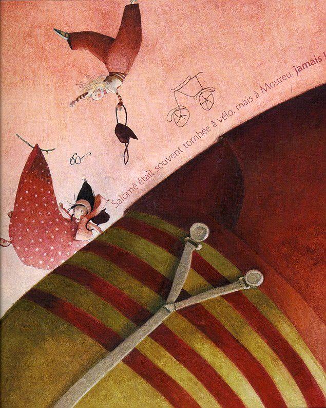 Illustration by Rebecca Dautremer French Artist