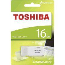 16 GB Toshiba Hayabusa Transmemory U202 Flash Bellek Drive