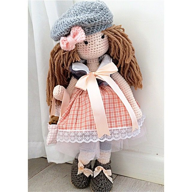 Amigurumi Square Doll : 1000+ images about Crochet Doll Inspiration on Pinterest ...