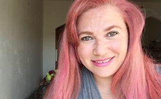 Carmem De Sousa Blog: Capelli rosa senza decolorazione