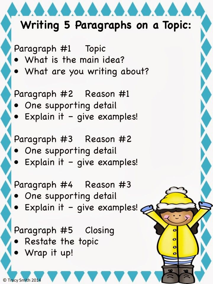 Writing expository essays for kids